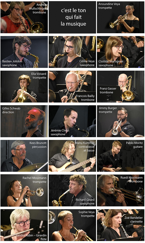 FUnB les musiciens 2020
