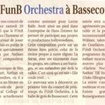 FUnB presse 1BB
